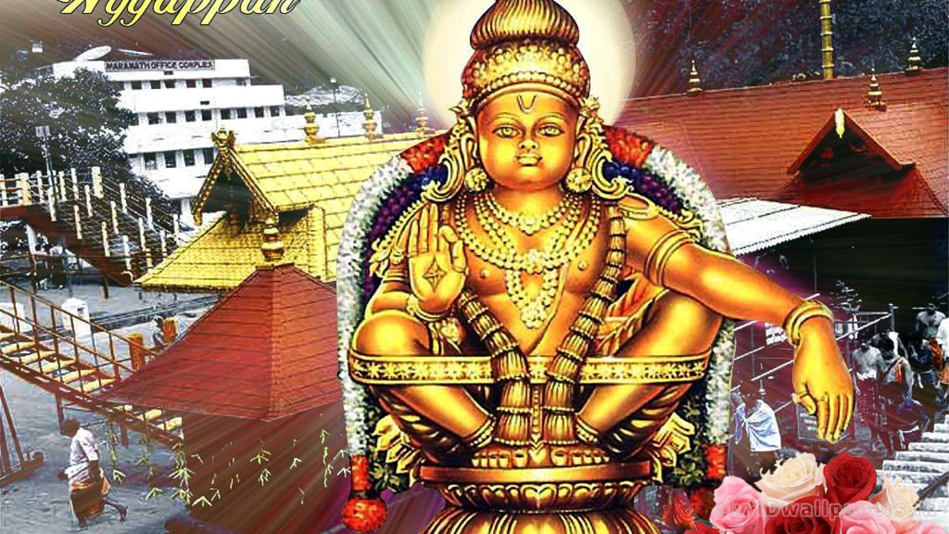 Simple Wallpaper High Resolution Ayyappa - 26279  Collection_82317.in/download/26279
