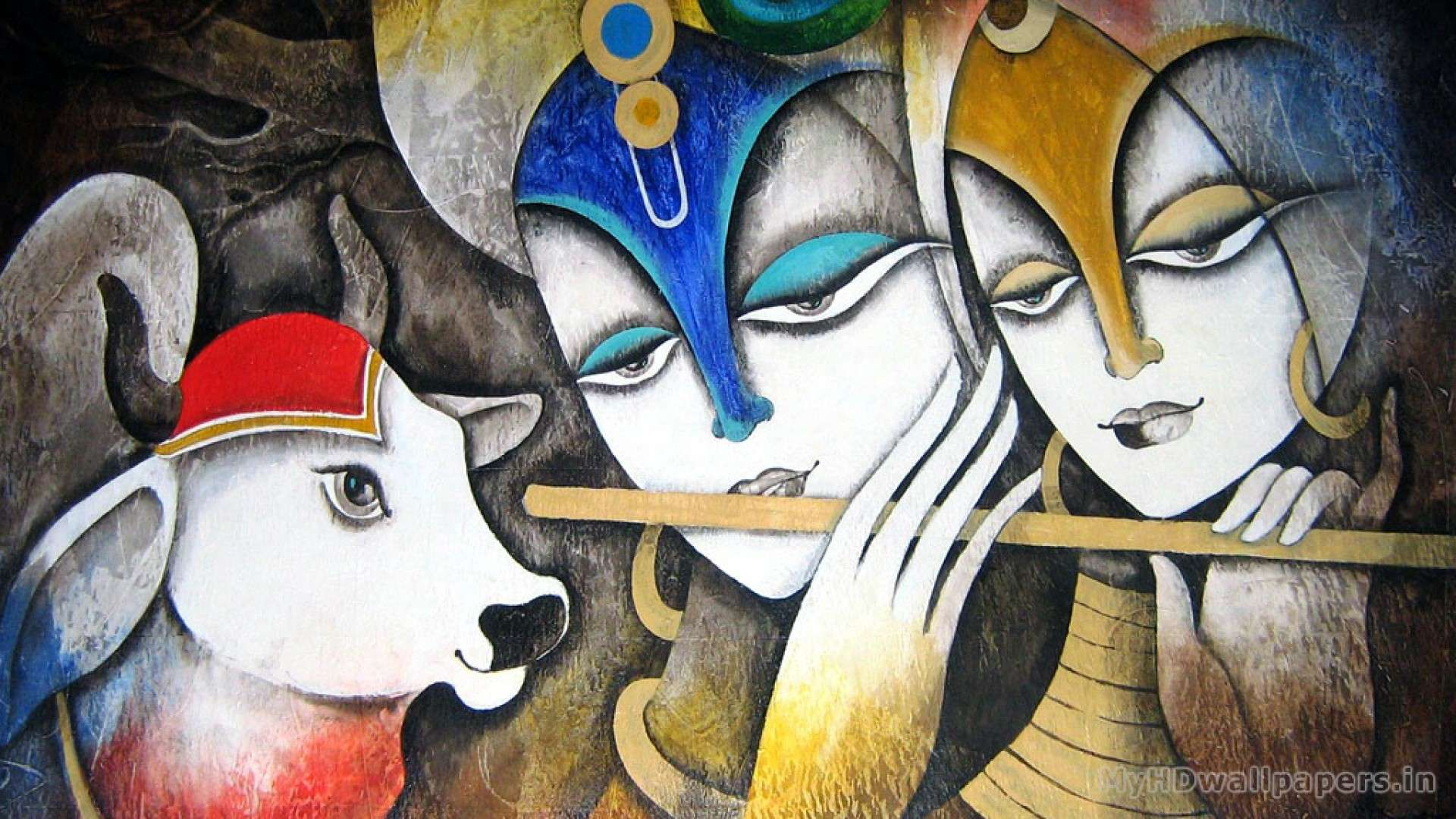 Lord Krishna And Radha Desktop Wallpapers Hd Wallpapers