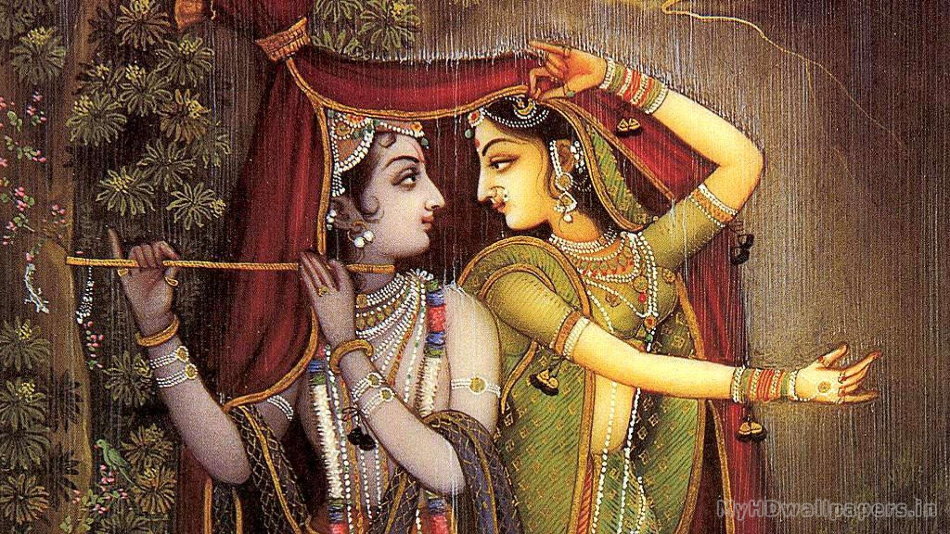Lord Krishna And Radha Hd Wallpapers Hd Wallpapers