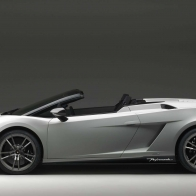 02 Lamborghini Gallardo Lp570 4 Spyder Performante 2011 Wallpaper