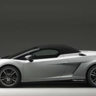 03 Lamborghini Gallardo Lp570 4 Spyder Performante 2011 Wallpaper