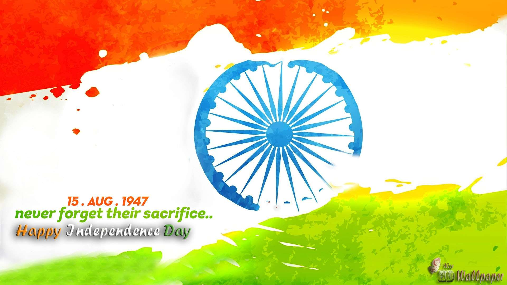 Day Happy Hd Indpeneence: 15 Augush 1947 Happy Independence Day Hd Wallpaper : Hd