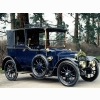 1912 Rover 12 Hp Laundaulette Wallpaper