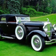1931 Duesenberg J 446 Convertible Sedan Wallpaper