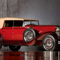 1931 Duesenberg Model J Convertible Sedan Wallpaper