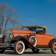 1931 Hudson Greater Eight Sport Roadster Wallpaper