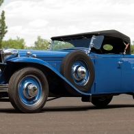 1931 Ruxton Model C Roadster Wallpaper