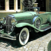 1933 Duesenberg J Convertible Coupe Wallpaper