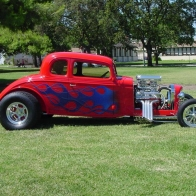 1934 Chevy Small Block