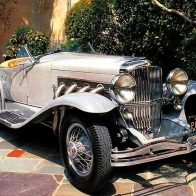 1935 Duesenberg Ssj 563 Roadster Wallpaper