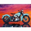 1938 Harley Davidson El Knucklehead Wallpaper