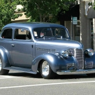 1939 Chevy Sedan Wallpaper