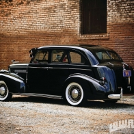 1939 Right Hand Drive Chevrolet Sedan Wallpaper