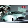 1950 Chevrolet Business Coupe Pro Street Wallpaper