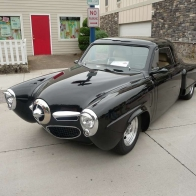 1950 Studebaker Wallpaper