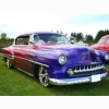 1953 Chevrolet Bel Air Wallpaper