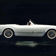 1953 Chevrolet Corvette C1 Wallpaper
