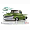 1955 Checy Truck Wallpaper
