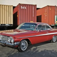 1961 Chevy Impala Ss Wallpaper