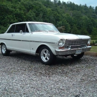 1963 Chevrolet Nova Ii Wallpaper