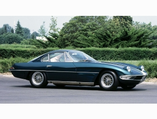 1963 Lamborghini 350 Gtv Wallpaper
