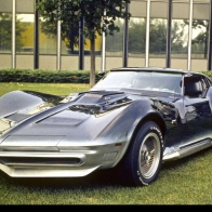 1965 Chevrolet Corvette Manta Ray Concept Wallpaper