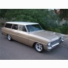 1967 Chevrolet Nova Stationwagon Wallpaper