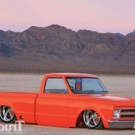 1967 Chevy Pickup Truck Wallpaper