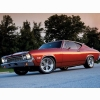 1968 Chevrolet Chevelle Wallpaper