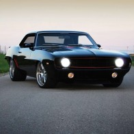 1969 Roadster Chevrolet Camaro Hd Wallpapers