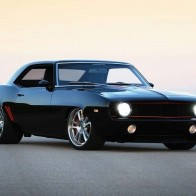 1969 Roadster Shop Chevrolet Camaro Ls3 V8 585 Hpz Wallpaper
