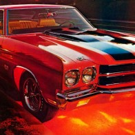 1970 Chevy Wallpaper
