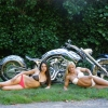 Download 2 beautiful babes bike wallpaper, 2 beautiful babes bike wallpaper  Wallpaper download for Desktop, PC, Laptop. 2 beautiful babes bike wallpaper HD Wallpapers, High Definition Quality Wallpapers of 2 beautiful babes bike wallpaper.