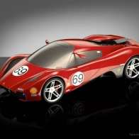 2005 Ferrari Design Competition F Zero 2 Hd Wallpapers