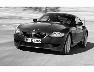 2006 Bmw Z4 M Coupe Hd Wallpapers