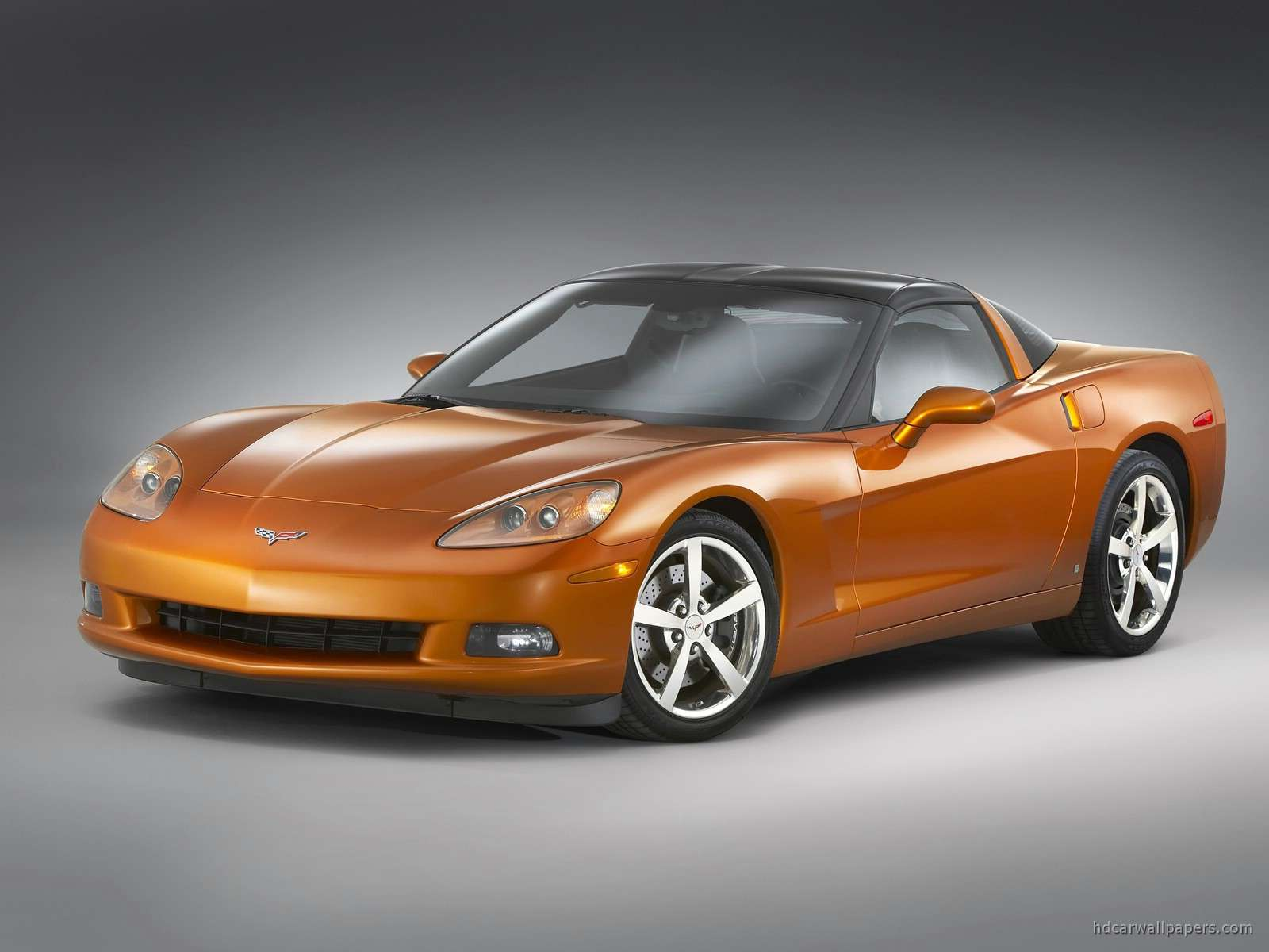 2008 Chevrolet Corvette Hd Wallpapers