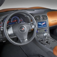 2008 Chevrolet Corvette Interior Hd Wallpapers