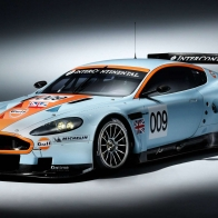2008 Gulf Aston Martin Wallpapers