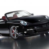 2008 Porsche Techart 997 Cabriolet Hd Wallpapers