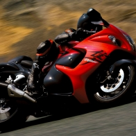 2008 Suzuki Hayabusa Speed