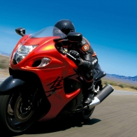 2008 Suzuki Hayabusa Wallpapers