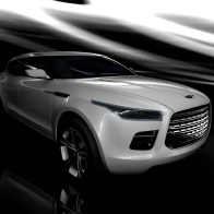 2009 Aston Martin Lagonda Concept 2 Wallpapers