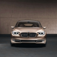 2009 Bmw Concept 5 Series Gran Turismo Hd Wallpapers