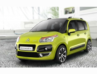 2009 Citroen C3 Picasso Hd Wallpapers