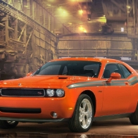 2009 Dodge Challenger Rt Classic Hd Wallpapers