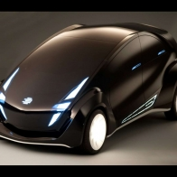 2009 Edag Light Car Open Source Front Angle Wallpaper