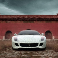 2009 Ferrari 599 Gtb Fiorano China Hd Wallpapers