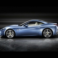 2009 Ferrari California 4 Hd Wallpapers