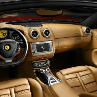 2009 Ferrari California Interior Hd Wallpapers
