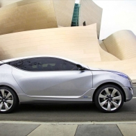 2009 Hyundai Nuvis Concept 2 Hd Wallpapers